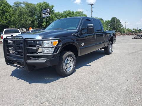 2015 Ford F-250 Super Duty for sale at Bailey Family Auto Sales in Lincoln AR