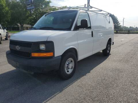 2014 Chevrolet Express Cargo for sale at Bailey Family Auto Sales in Lincoln AR