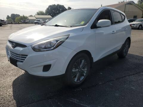 2015 Hyundai Tucson for sale at Bailey Family Auto Sales in Lincoln AR