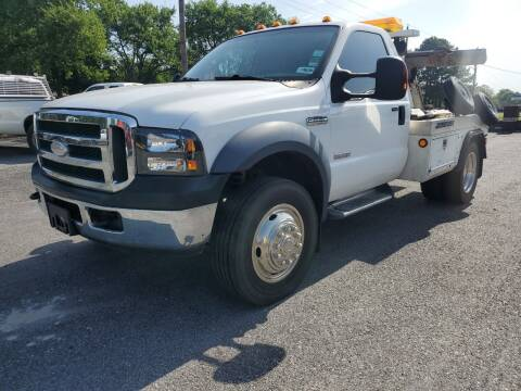 2007 Ford F-450 Super Duty for sale at Bailey Family Auto Sales in Lincoln AR