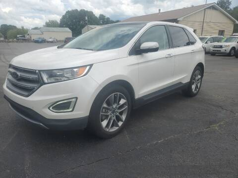 2015 Ford Edge for sale at Bailey Family Auto Sales in Lincoln AR
