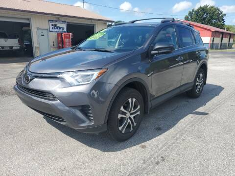 2018 Toyota RAV4 for sale at Bailey Family Auto Sales in Lincoln AR