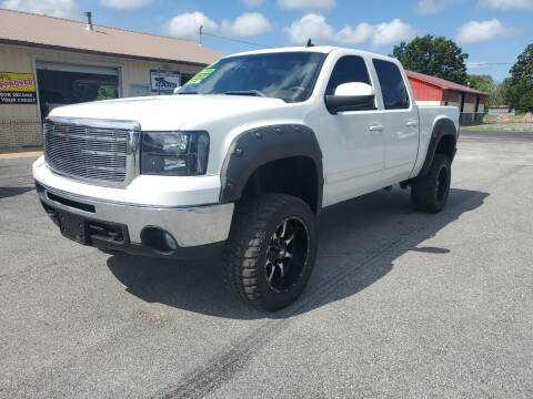 2009 GMC Sierra 1500 for sale at Bailey Family Auto Sales in Lincoln AR