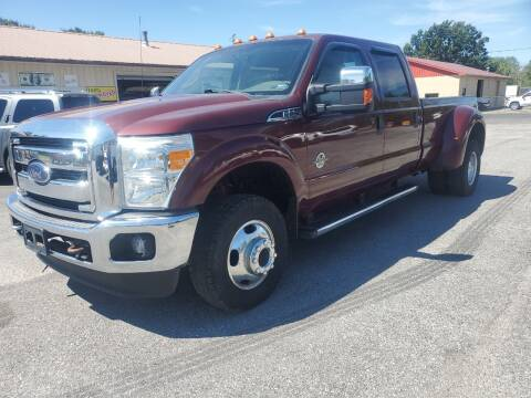 2012 Ford F-350 Super Duty for sale at Bailey Family Auto Sales in Lincoln AR