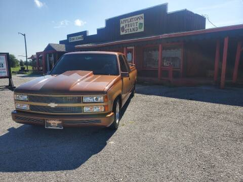 1990 Chevrolet C/K 1500 Series for sale at Bailey Family Auto Sales in Lincoln AR