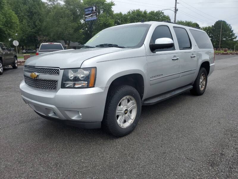 2013 Chevrolet Suburban for sale at Bailey Family Auto Sales in Lincoln AR