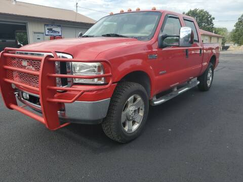 2006 Ford F-250 Super Duty for sale at Bailey Family Auto Sales in Lincoln AR