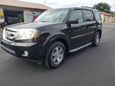 2011 Honda Pilot for sale at Bailey Family Auto Sales in Lincoln AR