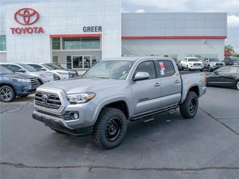 2018 Toyota Tacoma for sale in Greer, SC
