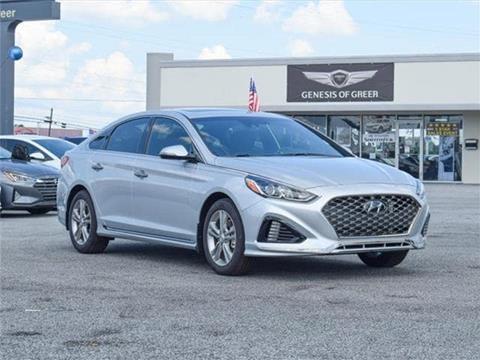 2019 Hyundai Sonata for sale in Greer, SC