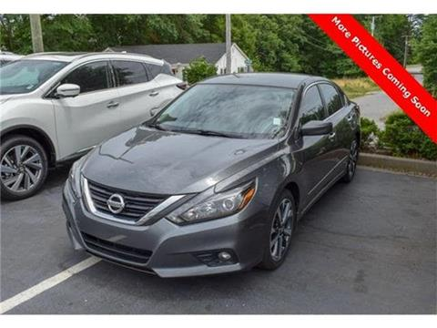 2017 Nissan Altima for sale in Greer, SC