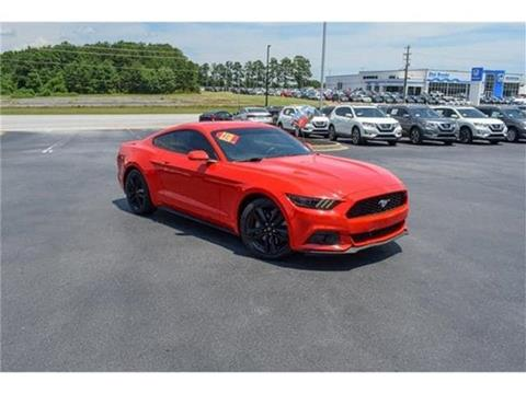 2017 Ford Mustang for sale in Greer, SC
