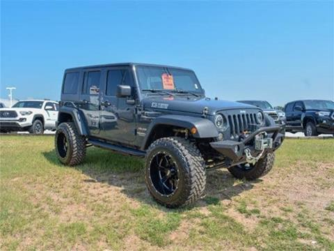 2017 Jeep Wrangler Unlimited for sale in Greer, SC
