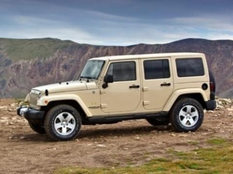 2011 Jeep Wrangler Unlimited for sale in Greer, SC