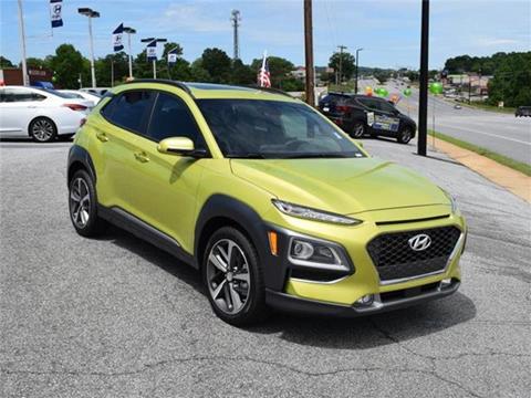 2020 Hyundai Kona for sale in Greer, SC