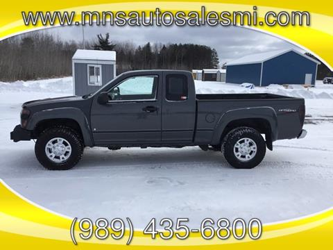 2008 GMC Canyon for sale in Gladwin, MI
