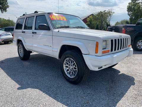 1999 Jeep Cherokee for sale in York, PA