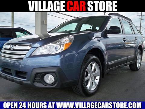 2014 Subaru Outback for sale in Columbus, OH