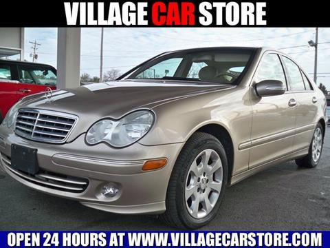2005 Mercedes-Benz C-Class for sale in Columbus, OH