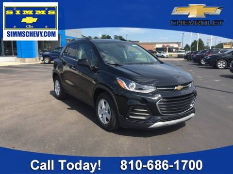 2020 Chevrolet Trax for sale at Aaron Adams @ Simms Chevrolet in Clio MI