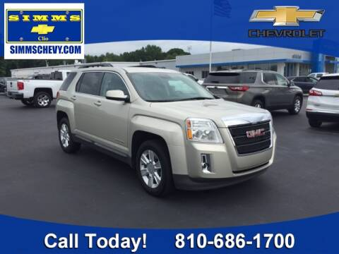 2013 GMC Terrain for sale at Aaron Adams @ Simms Chevrolet in Clio MI