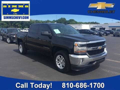2017 Chevrolet Silverado 1500 for sale at Aaron Adams @ Simms Chevrolet in Clio MI