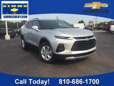 2020 Chevrolet Blazer for sale at Aaron Adams @ Simms Chevrolet in Clio MI