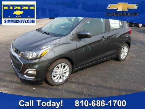 2021 Chevrolet Spark for sale at Aaron Adams @ Simms Chevrolet in Clio MI