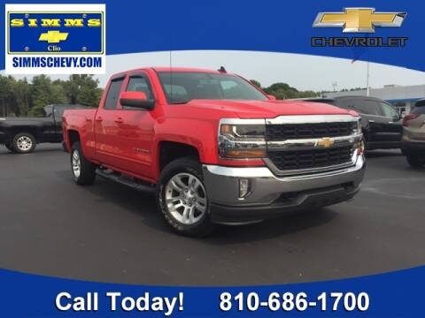 2016 Chevrolet Silverado 1500 for sale at Aaron Adams @ Simms Chevrolet in Clio MI