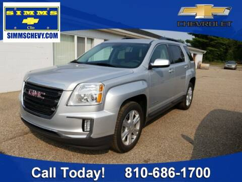 2017 GMC Terrain for sale at Aaron Adams @ Simms Chevrolet in Clio MI