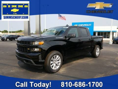 2020 Chevrolet Silverado 1500 for sale at Aaron Adams @ Simms Chevrolet in Clio MI