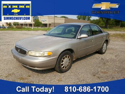 2003 Buick Century for sale at Aaron Adams @ Simms Chevrolet in Clio MI