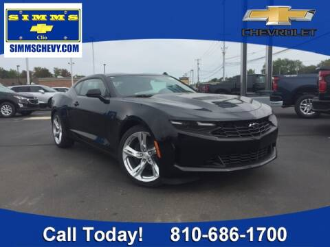 2021 Chevrolet Camaro for sale at Aaron Adams @ Simms Chevrolet in Clio MI