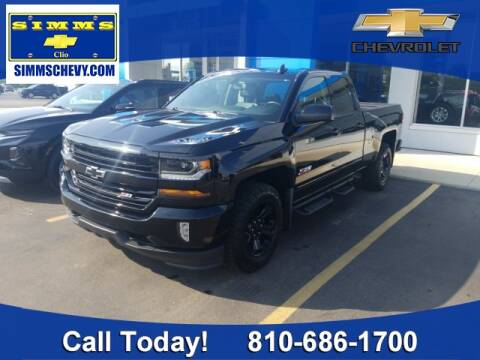 2018 Chevrolet Silverado 1500 for sale at Aaron Adams @ Simms Chevrolet in Clio MI