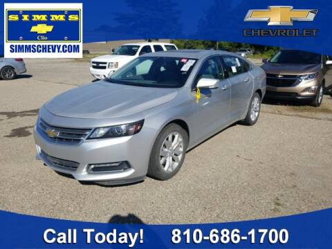 2019 Chevrolet Impala for sale at Aaron Adams @ Simms Chevrolet in Clio MI