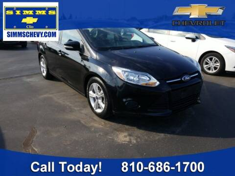 2014 Ford Focus for sale at Aaron Adams @ Simms Chevrolet in Clio MI