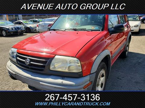 2004 Suzuki Vitara for sale in Philadelphia, PA