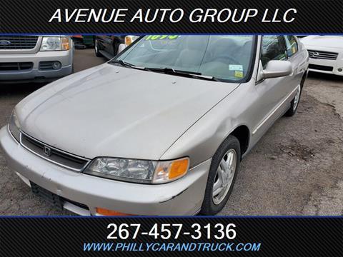 1996 Honda Accord for sale in Philadelphia, PA