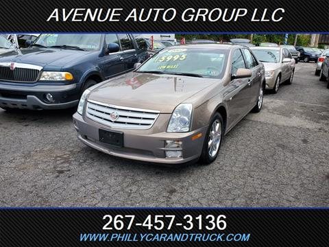 2007 Cadillac STS for sale in Philadelphia, PA