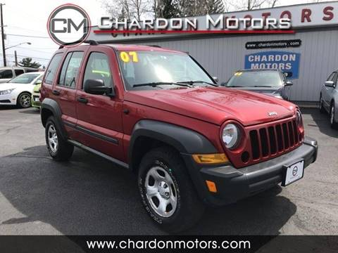 2007 Jeep Liberty for sale in Chardon, OH