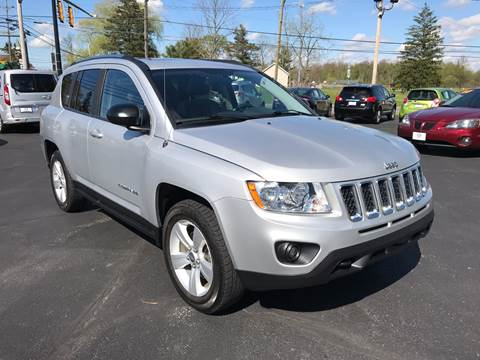 2011 Jeep Compass for sale in Chardon, OH