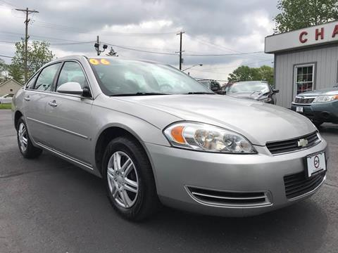 2006 Chevrolet Impala for sale in Chardon, OH
