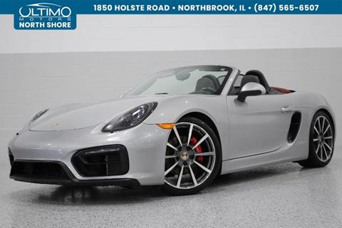 2015 Porsche Boxster for sale in Northbrook, IL