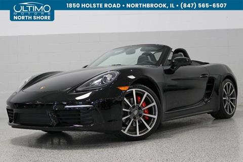 2018 Porsche 718 Boxster for sale in Northbrook, IL