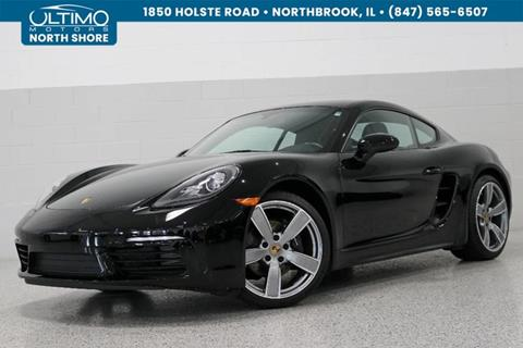 2018 Porsche 718 Cayman for sale in Northbrook, IL