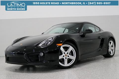 2015 Porsche Cayman for sale in Northbrook, IL