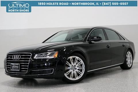 2015 Audi A8 L for sale in Northbrook, IL