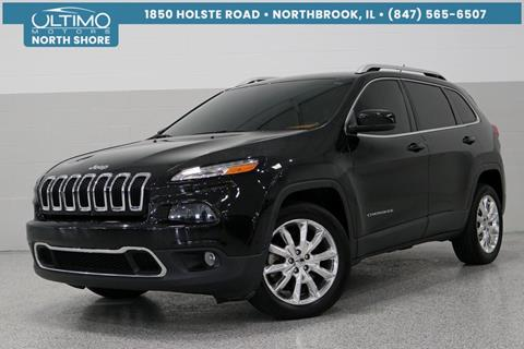 2015 Jeep Cherokee for sale in Northbrook, IL
