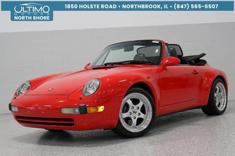 1995 Porsche 911 for sale in Northbrook, IL