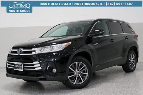 2019 Toyota Highlander Hybrid for sale in Northbrook, IL